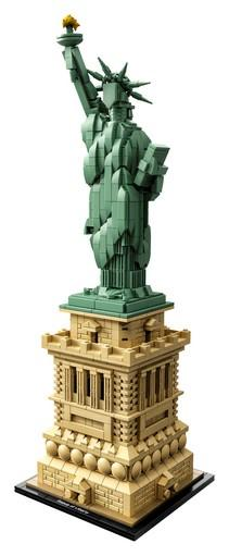 21042 Statue of Liberty - LEGO® Bricks World