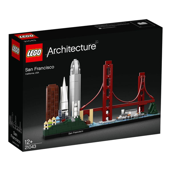 21043 San Francisco - LEGO® Bricks World