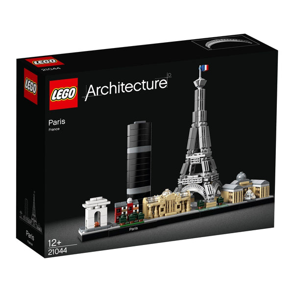 21044 Paris - LEGO® Bricks World
