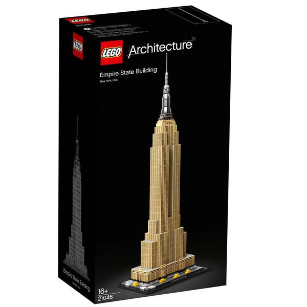 21046 Empire State Building - LEGO® Bricks World