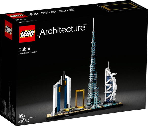 21052 Dubai - LEGO® Bricks World
