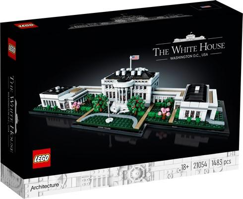 LEGO® Architecture - 21054 The White House