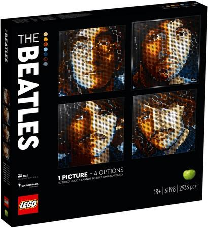 LEGO® Art - 31198 The Beatles