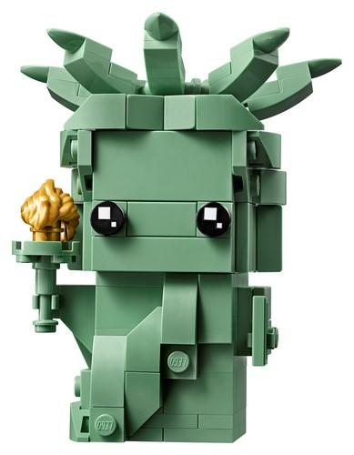 40367 Lady Liberty - LEGO® Bricks World