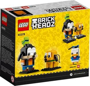 40378 Goofy & Pluto - LEGO® Bricks World