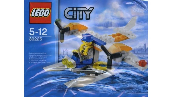 30225 CITY COAST GUARD POLYBAG - LEGO® Bricks World