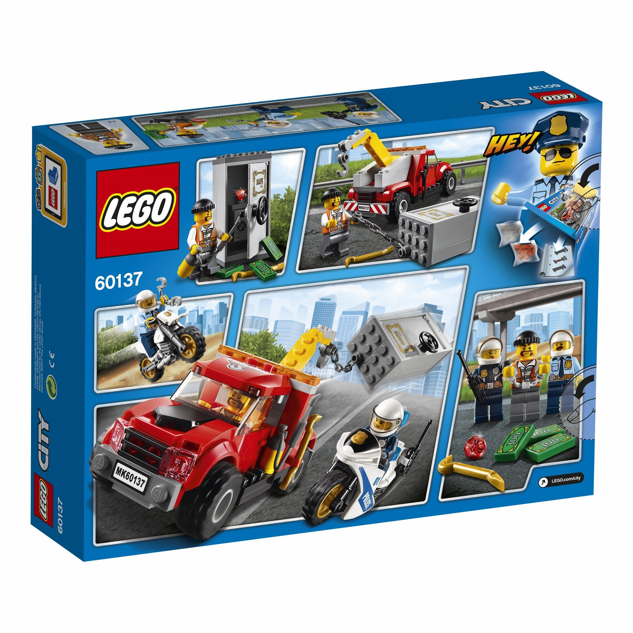 LEGO® City - 60137 Tow Truck Trouble