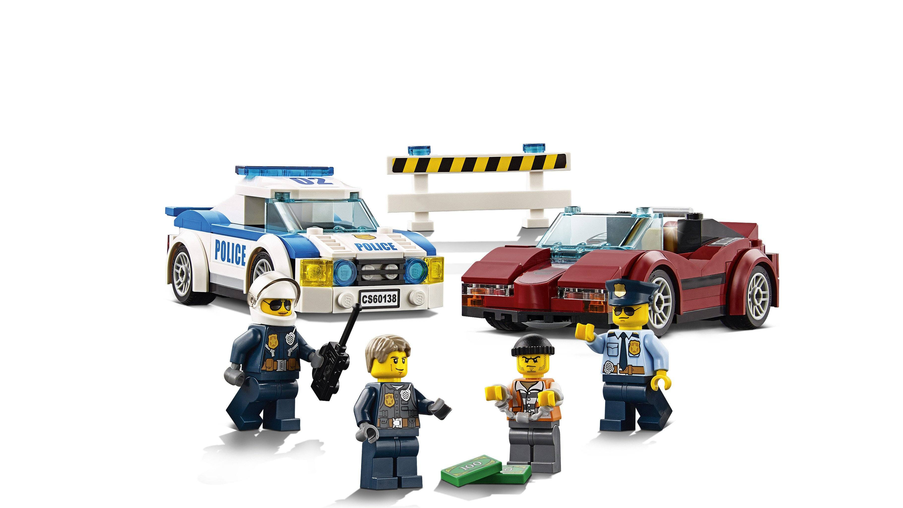 LEGO® City - 60138 High-speed Chase
