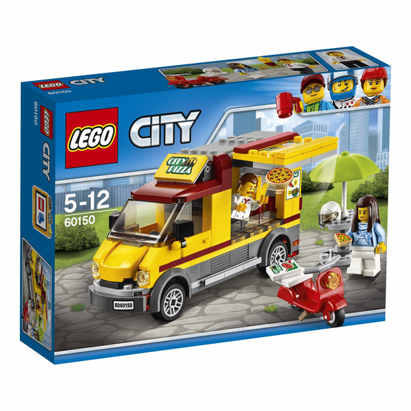 LEGO® City - 60150 Pizza Van