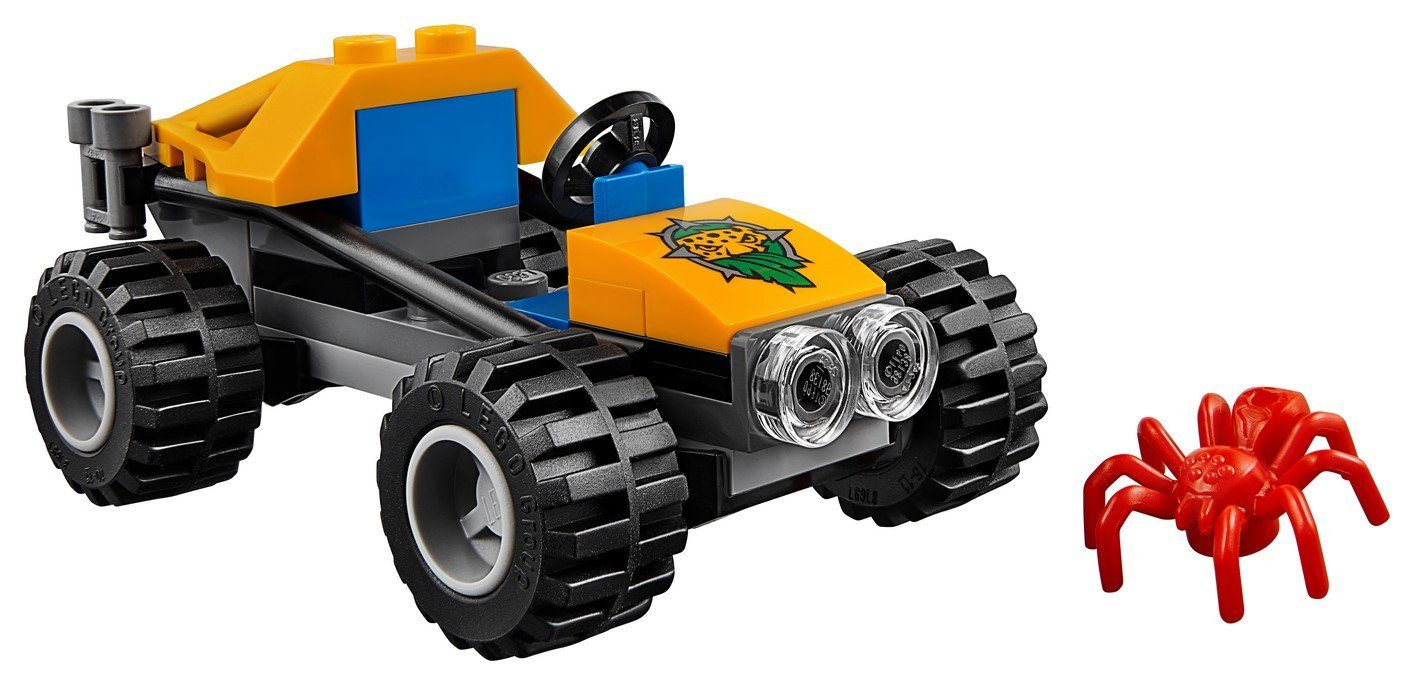 LEGO® City - 60156 Jungle Buggy