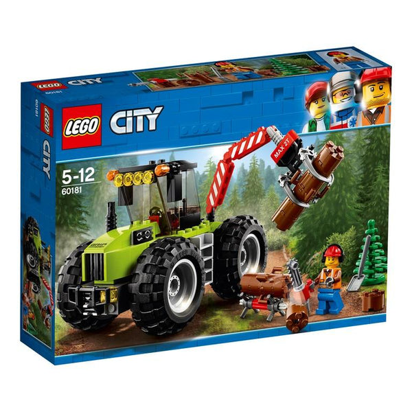 LEGO® City - 60181 Forest Tractor