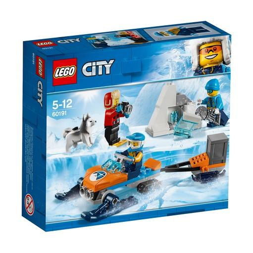 LEGO® City - 60191 Arctic Exploration Team