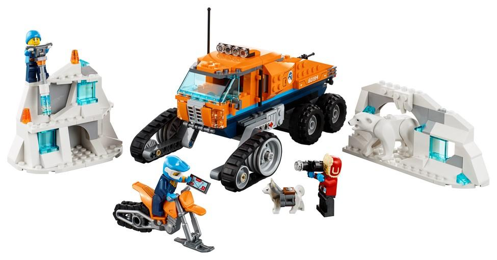 LEGO® City - 60194 Arctic Scout Truck