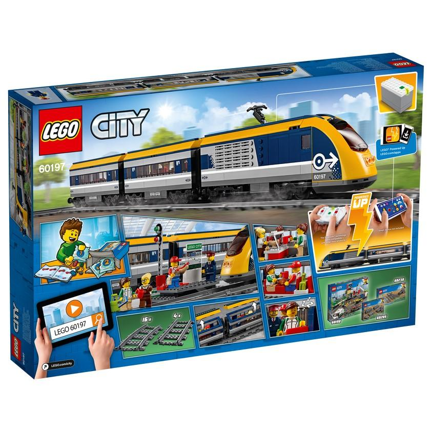 LEGO® City - 60197 Passenger Train
