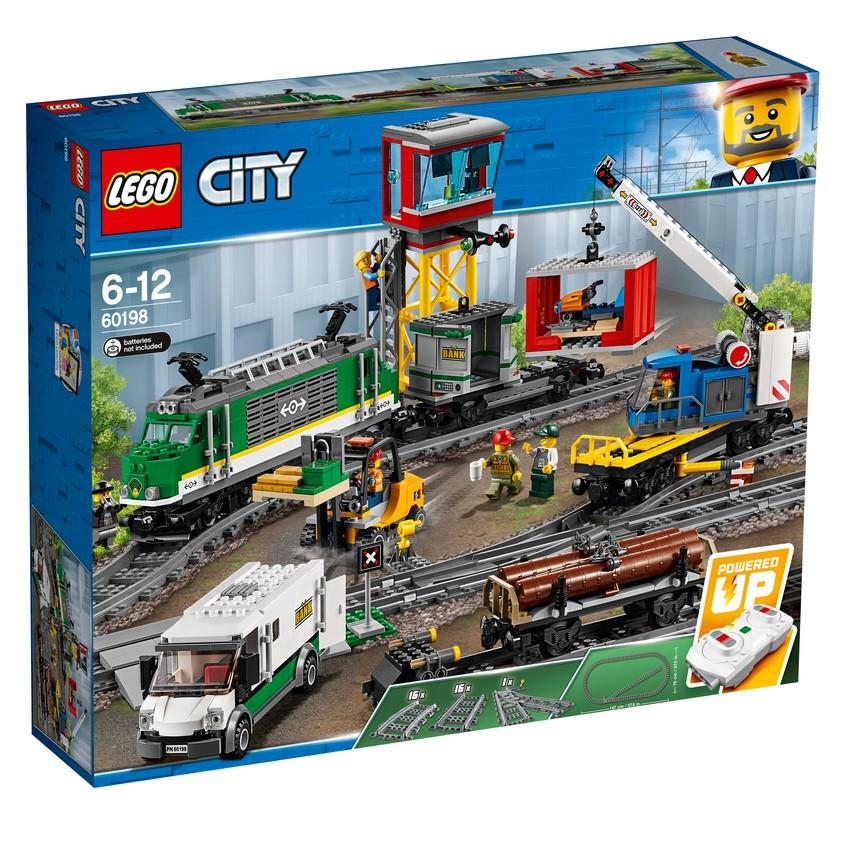 60198 Cargo Train - LEGO® Bricks World