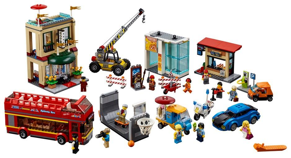 LEGO® City - 60200 Capital City
