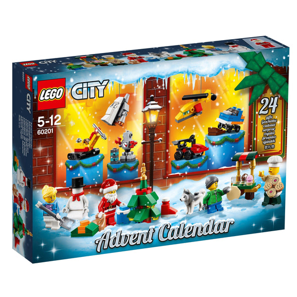 LEGO® City - 60201 LEGO® City Advent Calendar