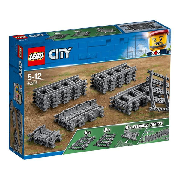 LEGO® City - 60205 Tracks