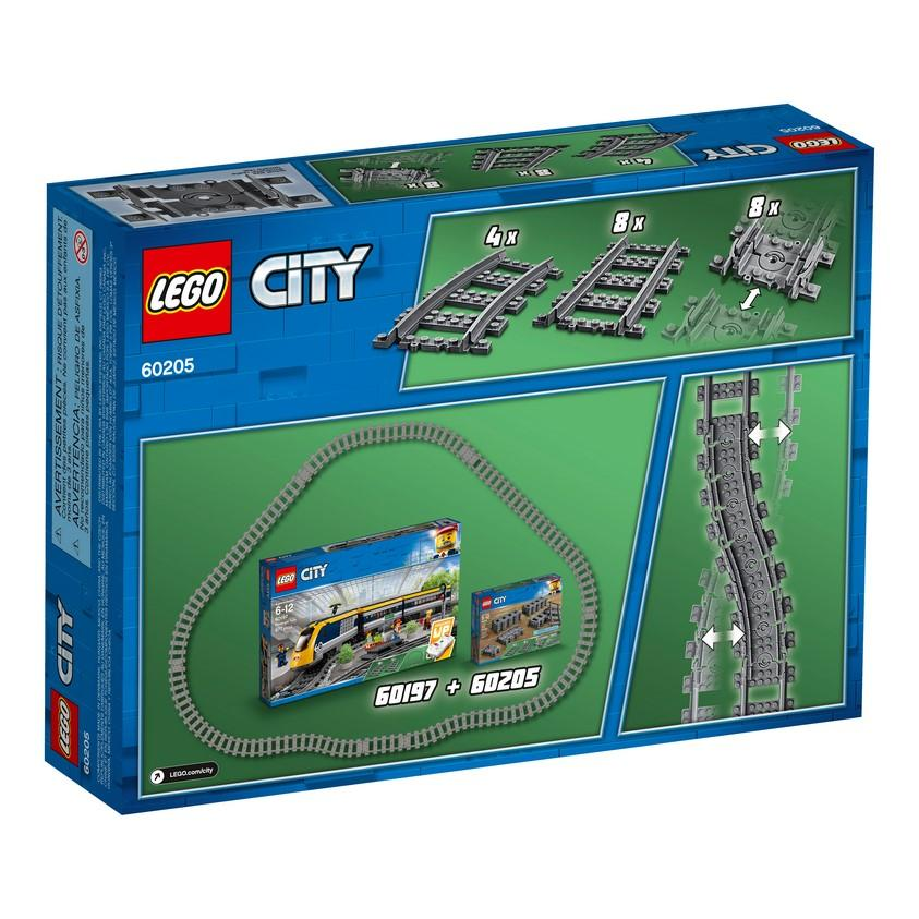 60205 Tracks - LEGO® Bricks World