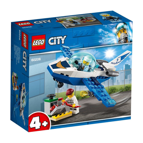 60206 Sky Police Jet Patrol - LEGO® Bricks World