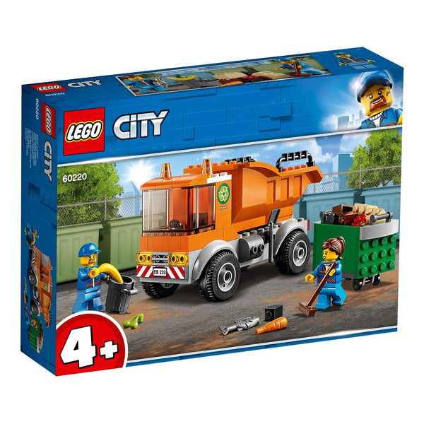 60220 Garbage Truck - LEGO® Bricks World