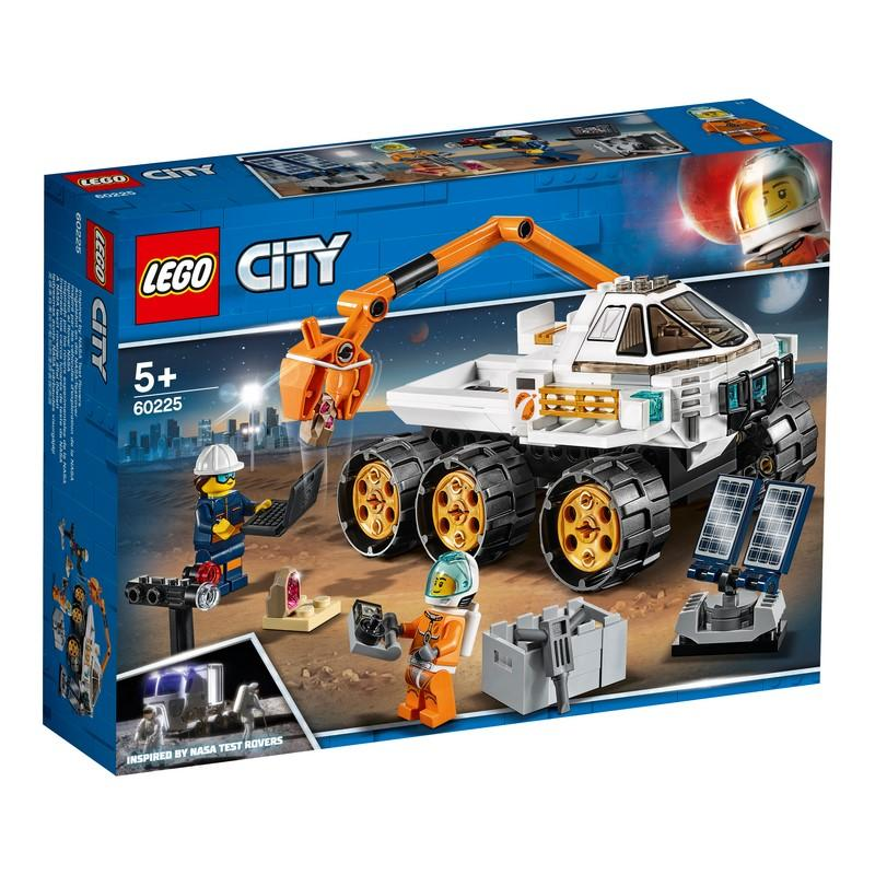 60225 Rover Testing Drive - LEGO® Bricks World