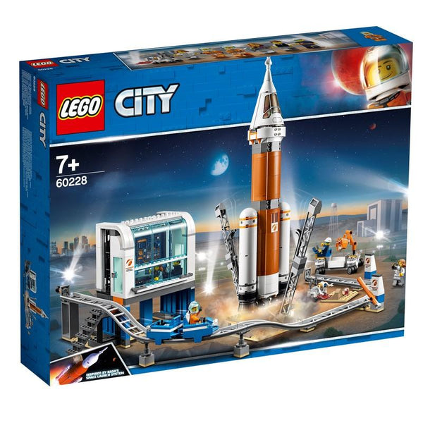 60228 Deep Space Rocket and Launch Control - LEGO® Bricks World