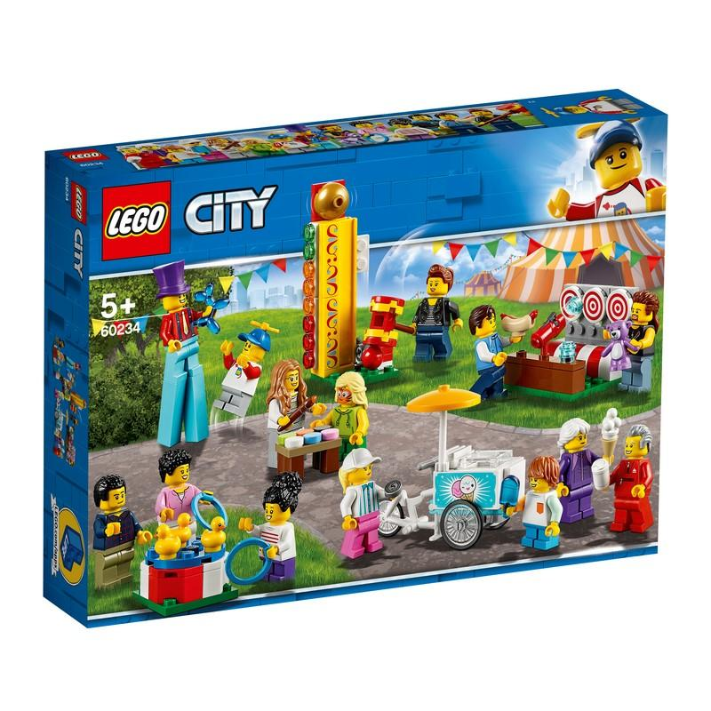 60234 People Pack - Fun Fair - LEGO® Bricks World