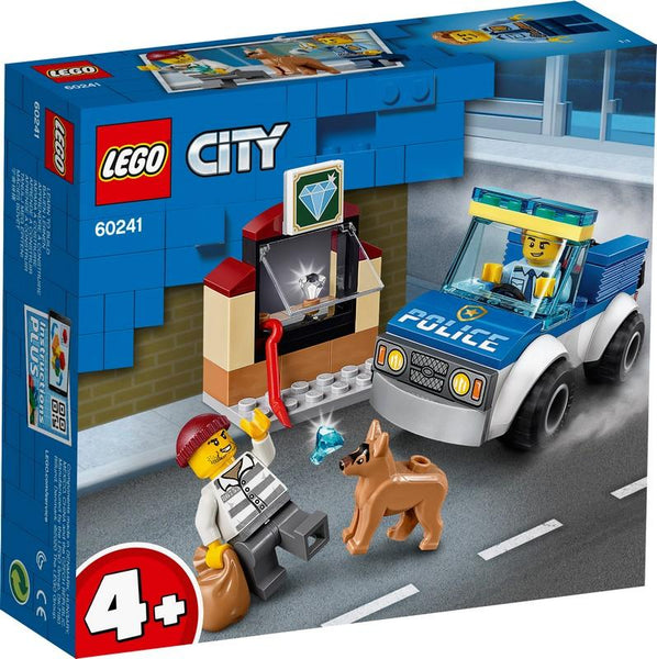 60241 Police Dog Unit - LEGO® Bricks World