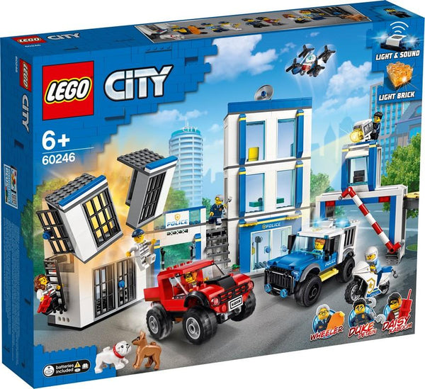 60246 Police Station - LEGO® Bricks World