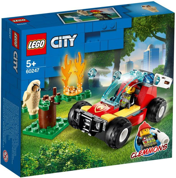 60247 Forest Fire - LEGO® Bricks World