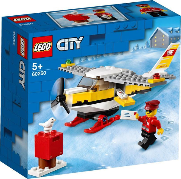 60250 Mail Plane - LEGO® Bricks World