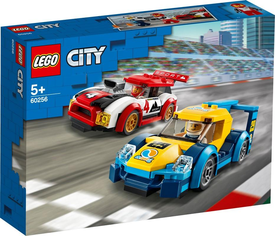 60256 Racing Cars - LEGO® Bricks World