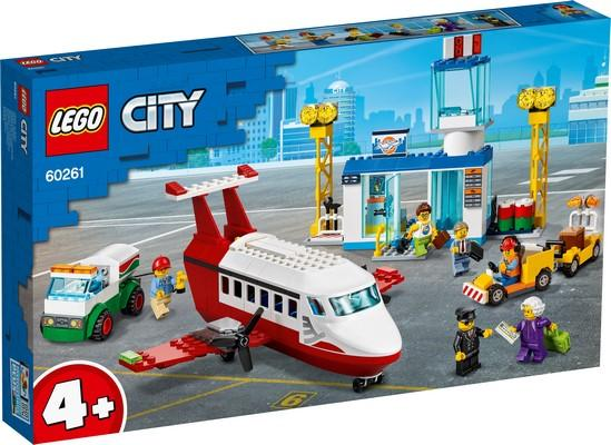 LEGO® City - 60261 Central Airport