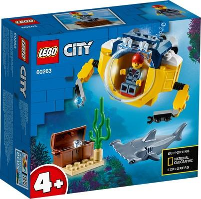LEGO® City - 60263 Ocean Mini-Submarine