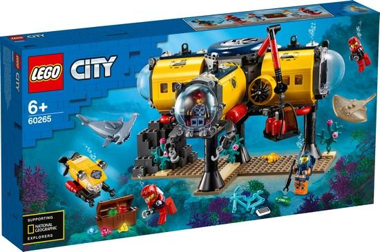 LEGO® City - 60265 Ocean Exploration Base