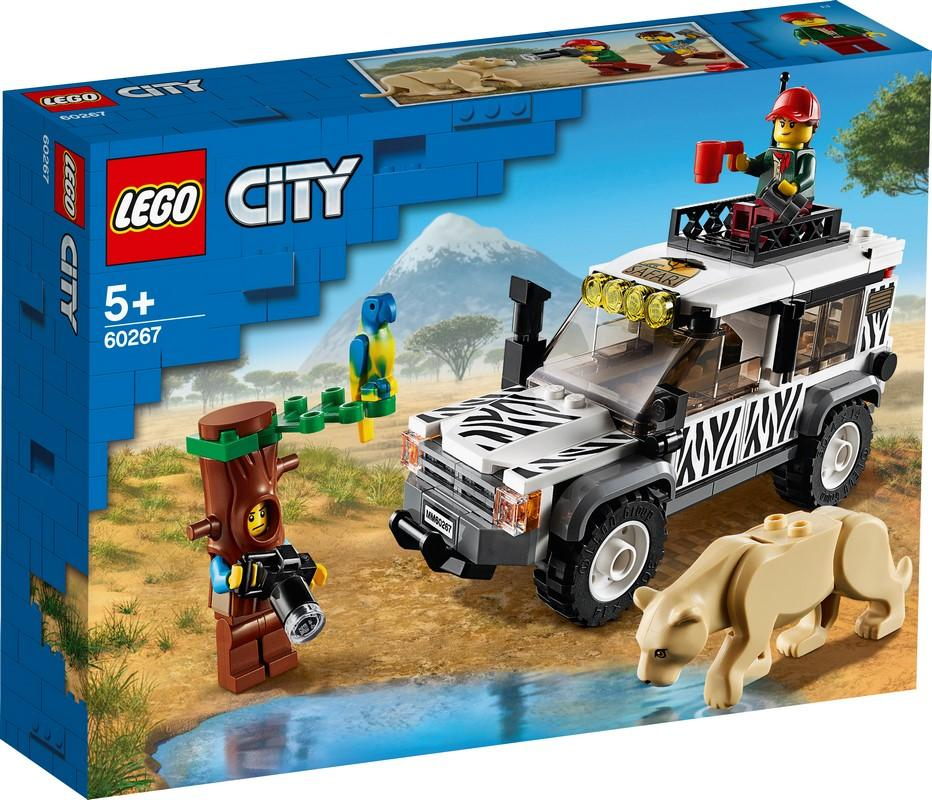 60267 Safari Off-Roader - LEGO® Bricks World
