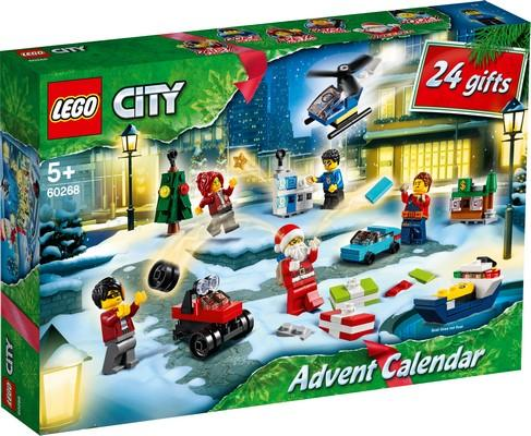 LEGO® City - 60268 Advent Calendar