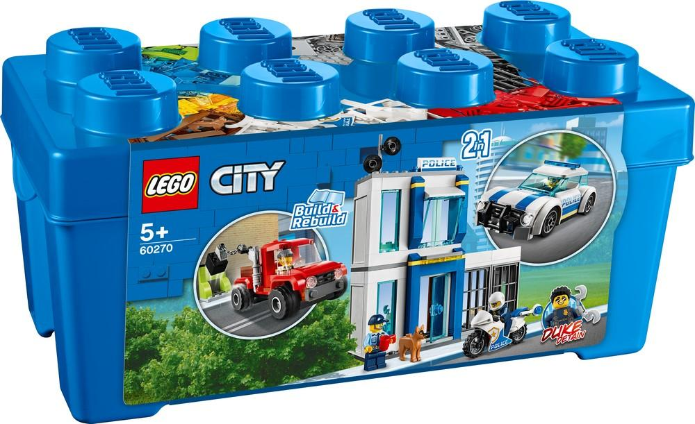 60270 Police Brick Box - LEGO® Bricks World