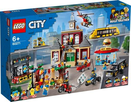 LEGO® City - 60271 Main Square
