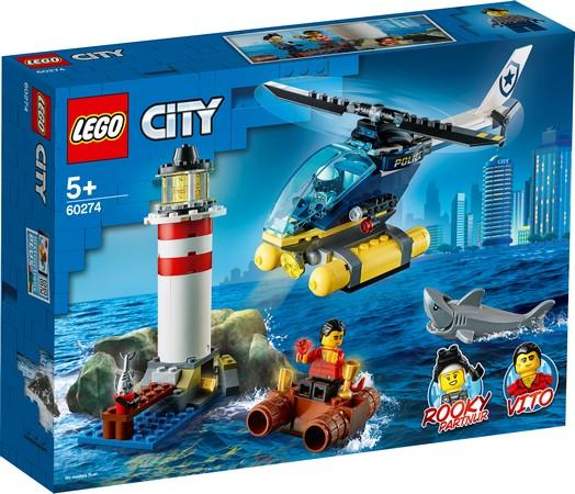 LEGO® City - 60274 Police Lighthouse Capture