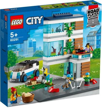 LEGO® City - 60291 Family House