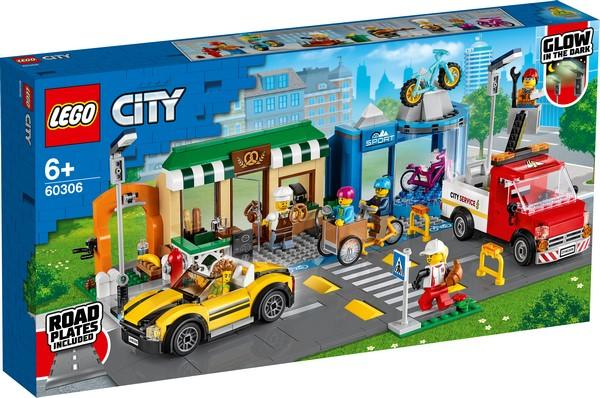 LEGO® City - 60306 Shopping Street