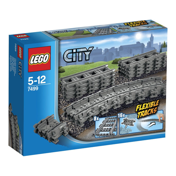 LEGO® City - 7499 Flexible Tracks