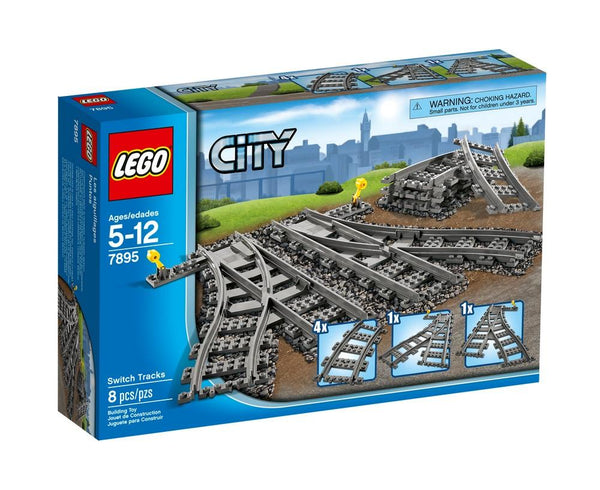 LEGO® City - 7895 Switch Tracks