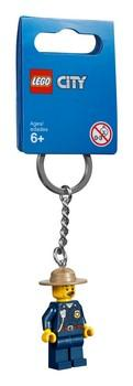 LEGO® City - 853816 Mountain Police Key Chain