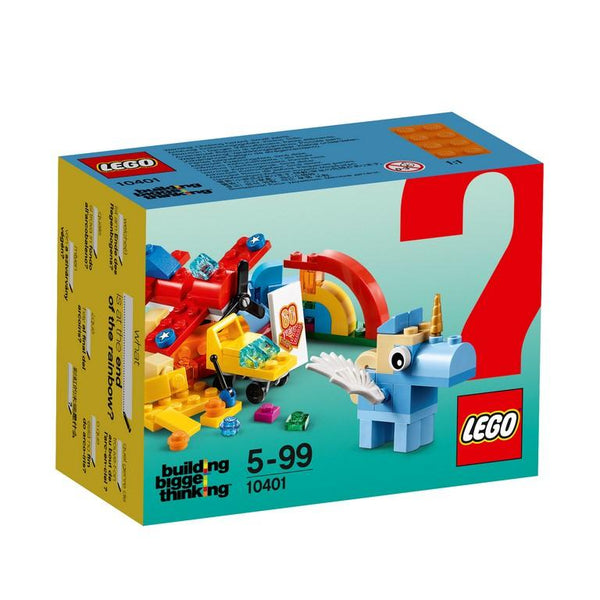 10401 Rainbow Fun - LEGO® Bricks World