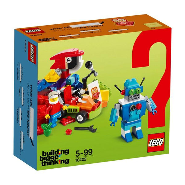 10402 Fun Future - LEGO® Bricks World