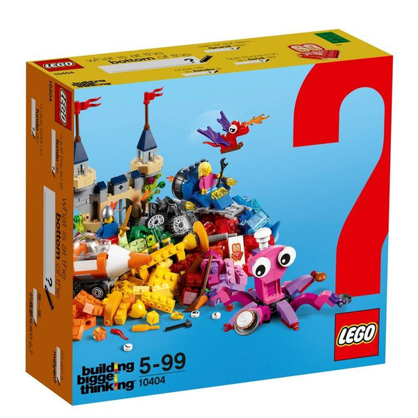 10404 Ocean's Bottom - LEGO® Bricks World