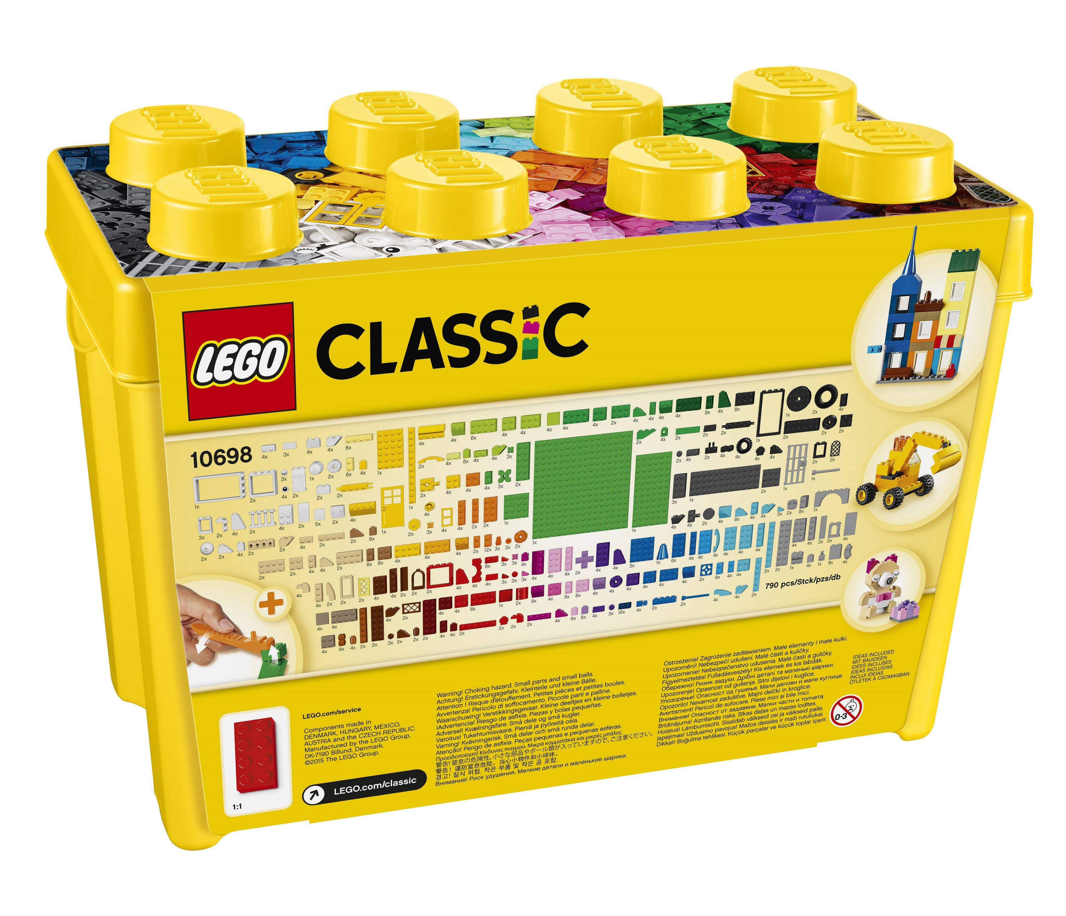 5b62c88cc6ea ... 10698 LEGO® Large Creative Brick Box - LEGO® Bricks World ...